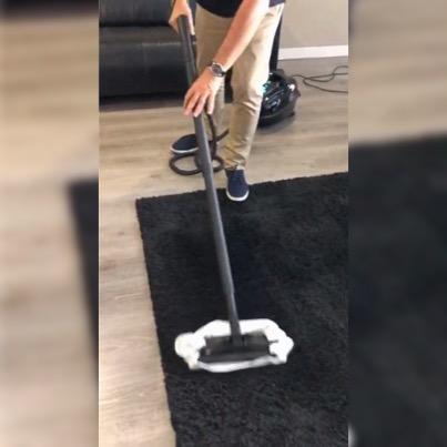Limpiar las alfombras con vapor seco y guardar opciones - Como limpiar alfombras en seco ...